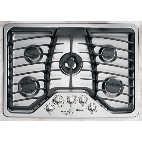 30 Inch Stainless Steel Gas Cooktop Sears Outlet