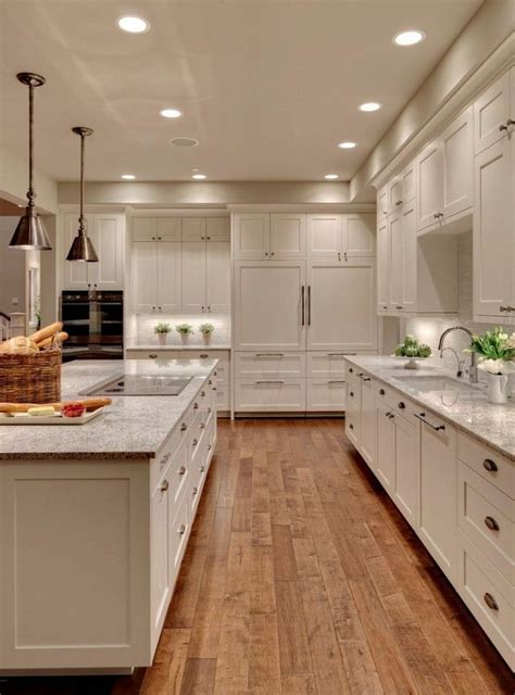 35 Best White Kitchens Design Ideas Pictures of White