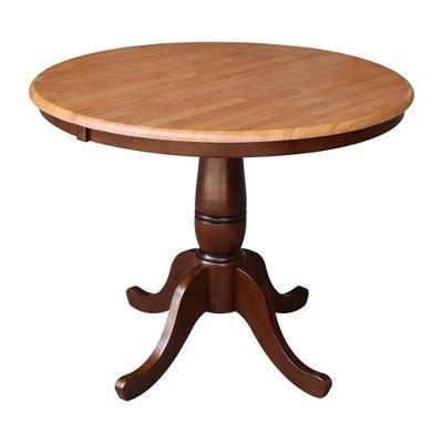 36 inch pedestal table Target