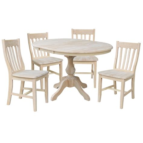 36 round table leaf Dining Room Furniture Bizrate