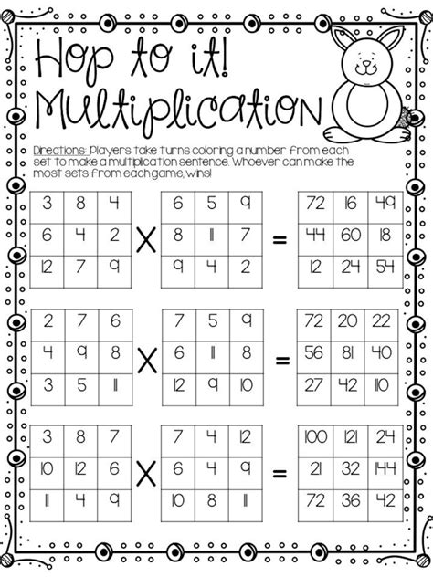 Printables Free Worksheets For 3rd Graders math worksheets 3rd grade multiplication images free fun games videos for