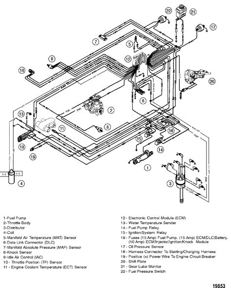 mercruiser 4 3l starter wiring diagram images tbi ecm wiring 4 3l mercruiser wiring diagram 4 get image about