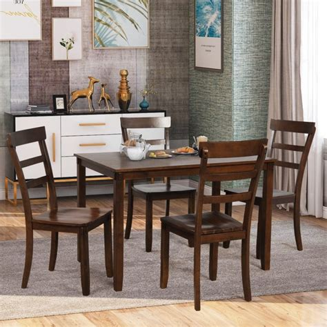 4 Person Dining Room Tables Houzz