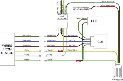 4 pin cdi wiring diagram images moped wiring diagrams and 4 pin cdi wiring diagram 4 electric wiring