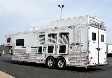 hart horse trailer wiring diagram images 4 star trailers