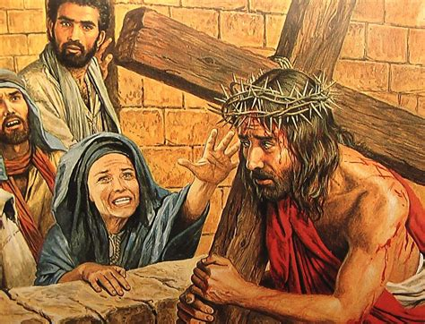 4 The Meeting of Jesus and Mary on the Way of the Cross