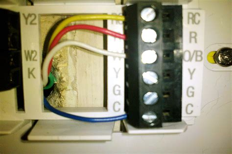 4 wire thermostat diagram 4 image wiring diagram honeywell thermostat 4 wire diagram images on 4 wire thermostat diagram