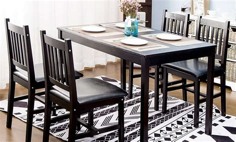 4 person dining table Canadian made dining tables and