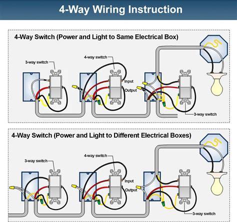 free download ebooks 4 Way Switch Electrical Plan
