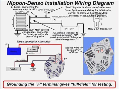 free download ebooks 4 Wire Denso Alternator Wiring Diagram