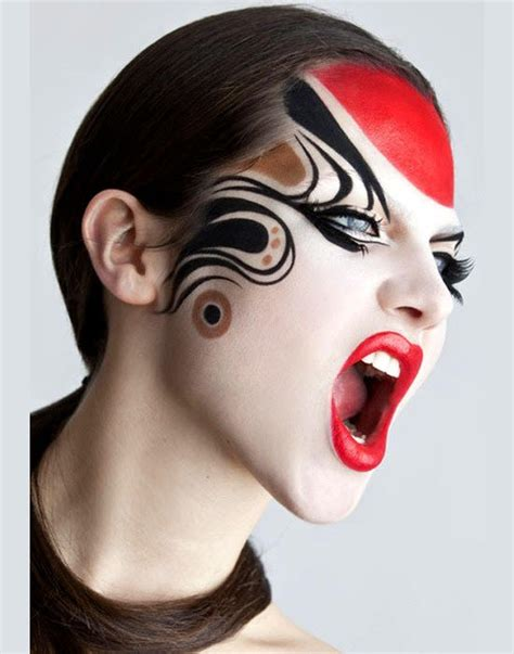 40 Beautiful Face painting Ideas from Top artists around