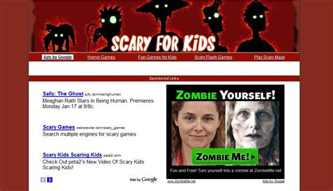 45 Scary Ghost Stories Scary Website Scary For Kids