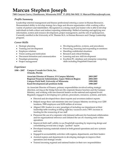 46 Examples of Resume Summary Statements About Job