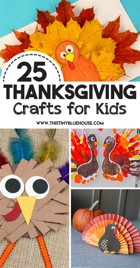 463 best Thanksgiving craft ideas for kids images on