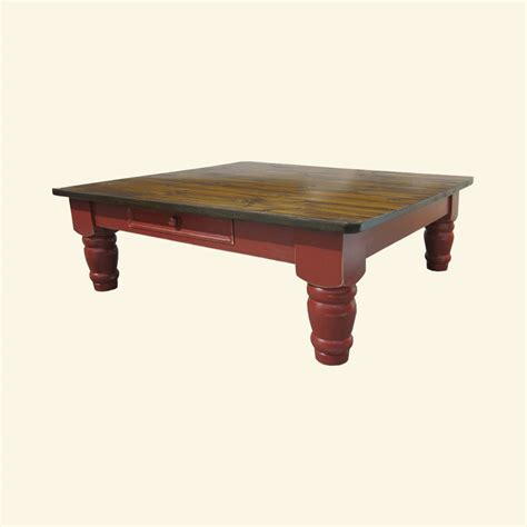 48 Square Coffee Table Kate Madison Furniture