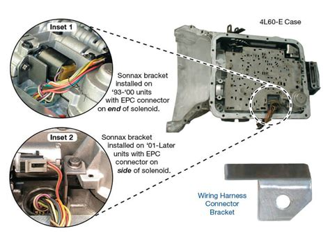 free download ebooks 4l60e Wiring Harness Connector Plug Bracket