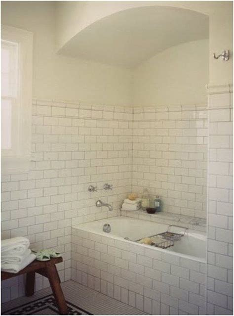 5 Bathrooms with Subway Tile Apartment Therapy