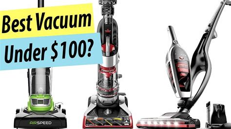 5 Best Upright Vacuum Under 100 Prime Reviews