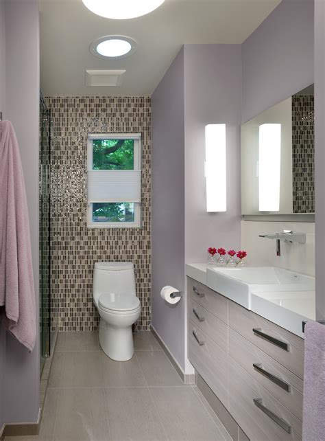 5 Decorating ideas for small bathrooms SheKnows