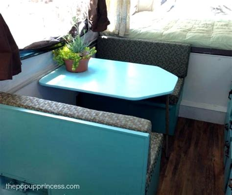 5 Easy Ways To Spruce Up Your RV Dining Table