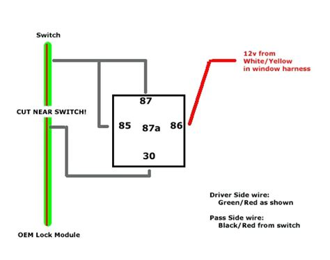 5 pin flasher relay wiring diagram images signal flasher wiring 5 pin relay wiring diagram sloanbooks