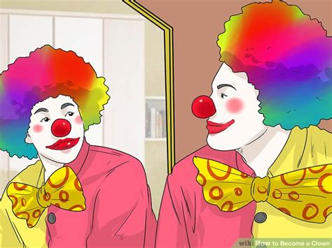5 Ways to Become a Clown wikiHow