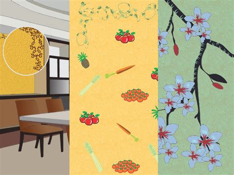 5 Ways to Paint Designs on Walls wikiHow