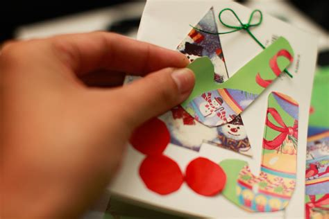 5 Ways to Recycle Christmas Cards wikiHow