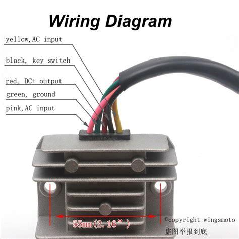 free download ebooks 5 Wire Regulator Wiring Diagram For Rhino