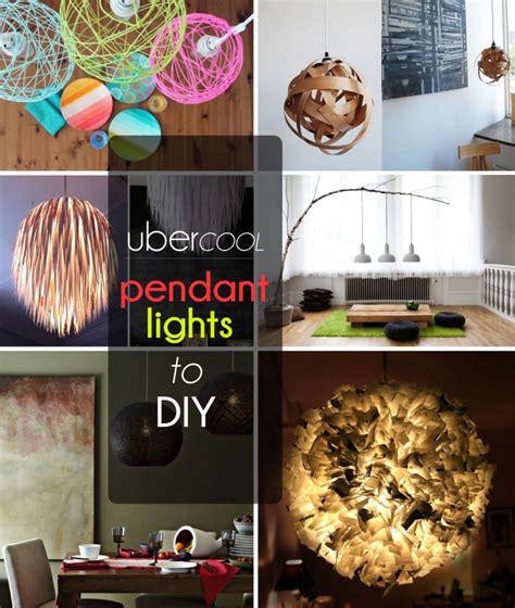 50 Coolest DIY Pendant Lights Decoist