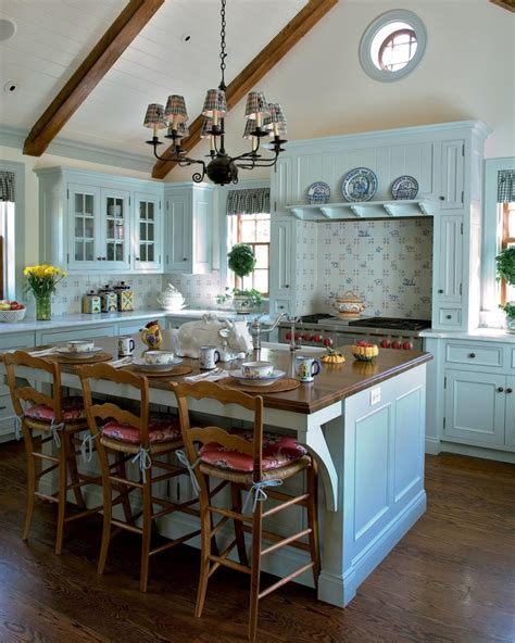 50 Great Ideas for Kitchen Islands Country Living