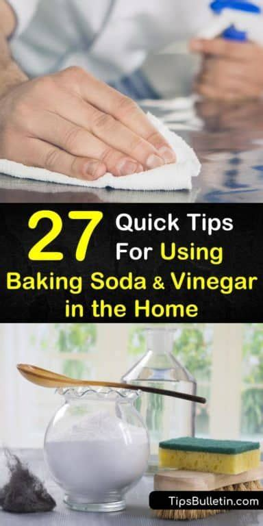 50 Household Uses For Baking Soda More Quick Tips