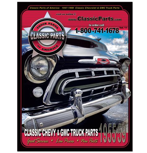 55 chevy pickup wiring diagram images 1962 c10 chevy truck wiring 55 59 chevy truck catalog classic chevy truck parts