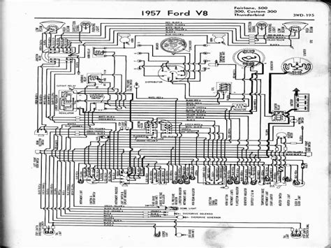 free download ebooks 57 Thunderbird Wiring Diagram