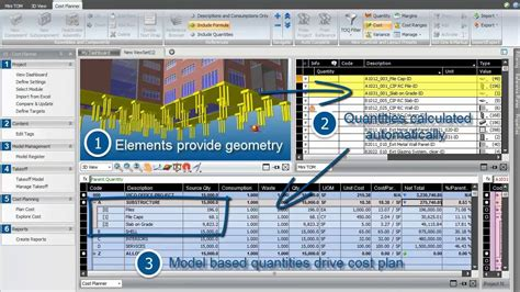 5D BIM Construction Software Virtual Construction Vico