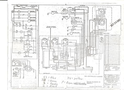 kohler 5e generator wiring diagram images wiring diagram in kohler 5e wiring diagram car repair manuals and wiring