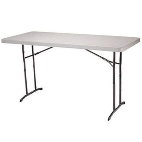 6 Foot Adjustable Folding Table Walmart ca