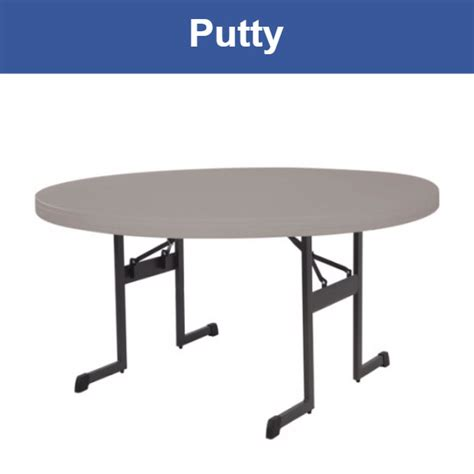 60 inch Round Tables Competitive Edge Products