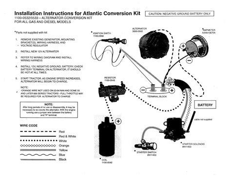 free download ebooks 601 Ford Tractor Alternator Wiring Diagram