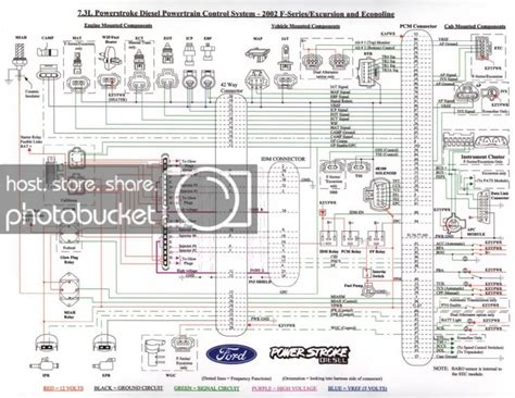 2007 ford e350 radio wiring diagram images ford taurus motor 7 3l wiring schematic printable very handy diesel