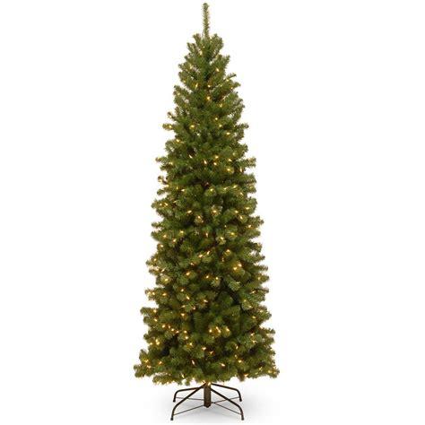 7 Ft Slim Christmas Tree
