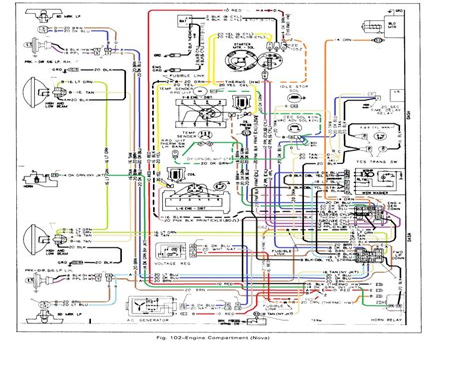 free download ebooks 72 Nova Interior Wiring Diagram