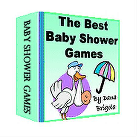 75 Fabulous Baby Shower Games
