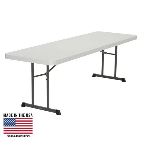 8 Folding Banquet Table Quill