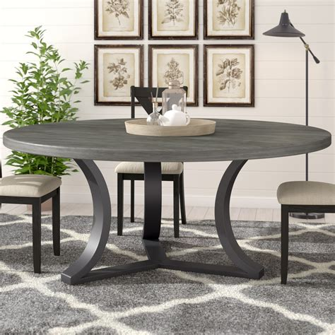 8 Seat Kitchen Dining Tables You ll Love Wayfair