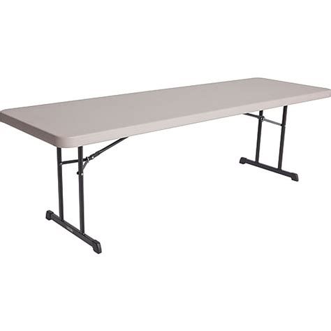8 foot folding tables Staples