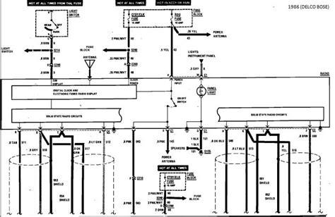 1985 corvette radio wiring diagram images 89 c4 corvette radio wiring 1985 corvette bose radio