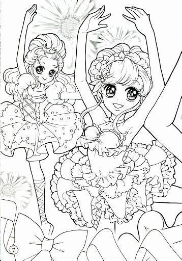 897 best Coloring Pages Shojo Anime images on