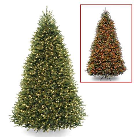 9 Foot Pre Lit Led Christmas Tree