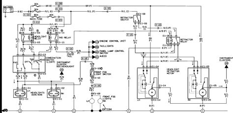 miata wiring diagram miata image wiring diagram 1991 miata radio wiring diagram images 2000 miata wiring diagram on miata wiring diagram 1990